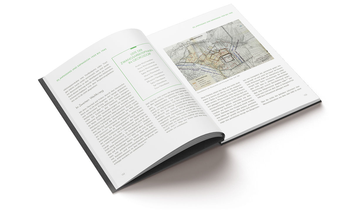 100 Jahre Gebr. Brill Substrate - Familien- und Firmenchronik