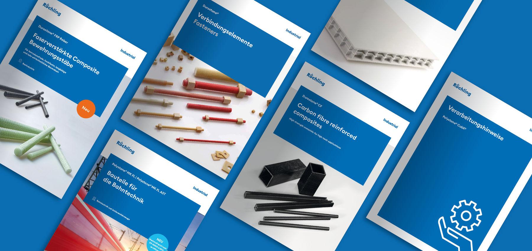 Röchling Engineering Plastics SE & Co. KG in Haren: Printsachen